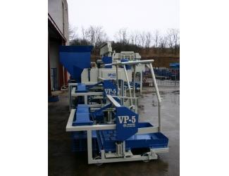 Механический вибростанок VP4D / VP 4